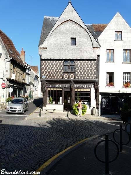 Brindeline ville de montrichard loir et cher - Office du tourisme loir et cher ...