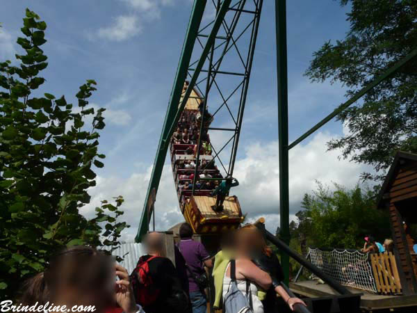 Parc attractions de Fraispertuis