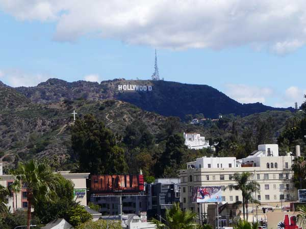 Hollywood - Los Angeles - Amérique de l'Ouest